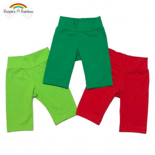 Children's 3/4 Length Joggers Basics Bundles