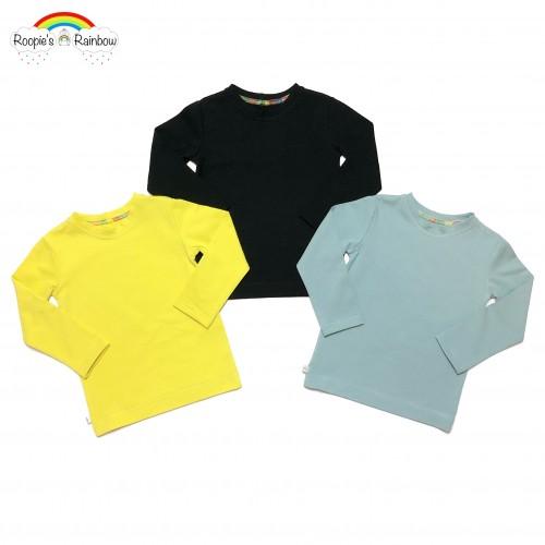 Children's Long Sleeved Tees Basics Bundles