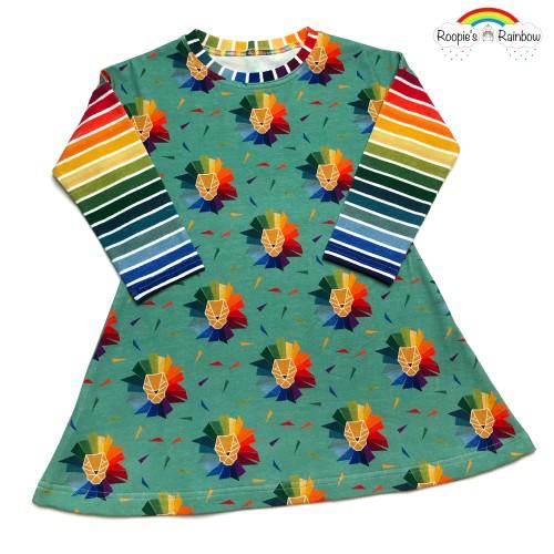 Children's Long Sleeved Tshirt Dresses