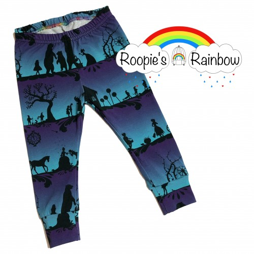 6-12m Once Upon A Time Leggings