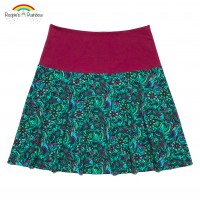 Ladies' Half Circle Skirt