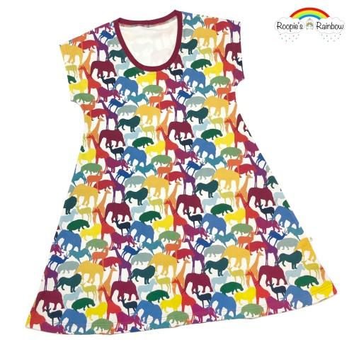 Ladies' Tshirt Dresses